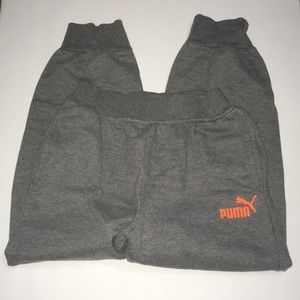 Kids Boys Puma Sweatpants